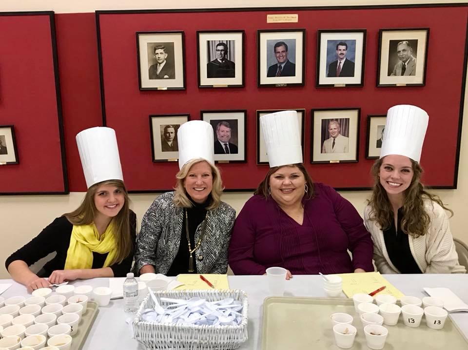Souper Bowl Soup Judges