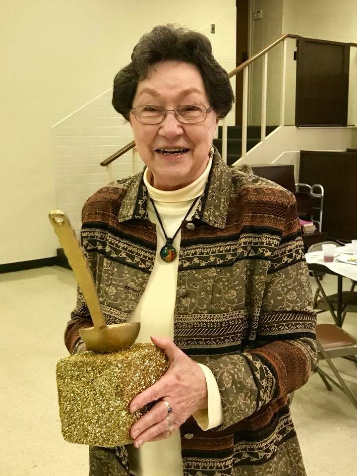 Souper Bowl, Golden Ladle Winner, Mary Morrow